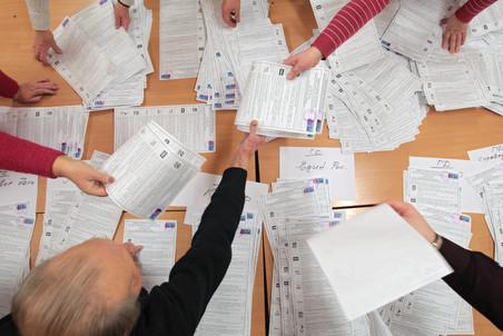Следователи представили доклад о нарушениях на выборах