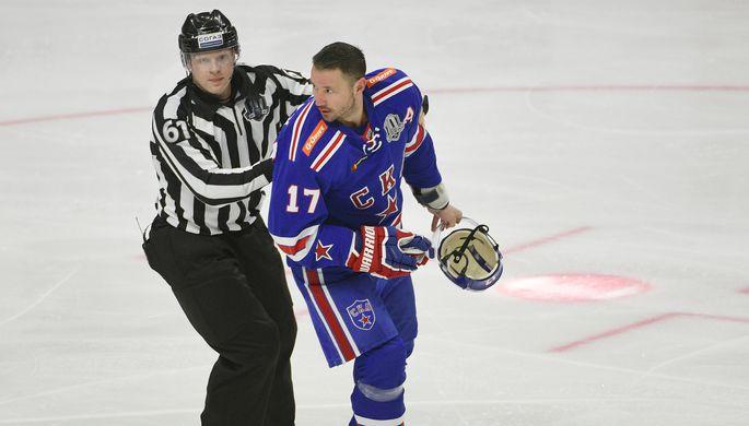 Игрок «Локомотива» Кронвалль признан лучшим защитником недели вКХЛ