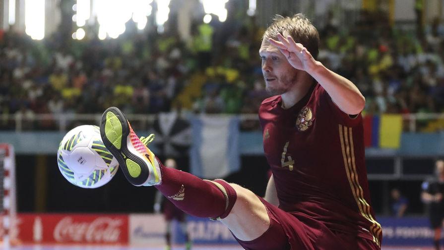 Рикардиньо стал лучшим бомбардиром вистории Чемпионатов Европы пофутзалу