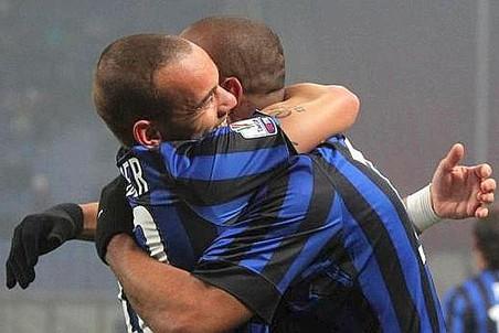 «Интер» последним вышел в 1/4 финала Кубка Италии
