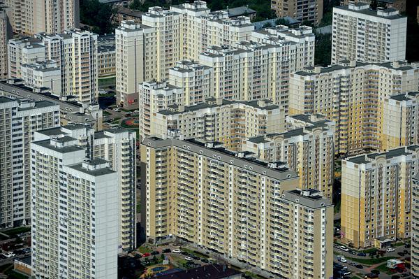 На территории «периферии №1» проживают около 80% жителей города. <br /> Фотография: Илья Питалев/РИА «Новости»
