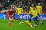 «Газета.Ru» провела текстовую онлайн-трансляцию ответного матча 1/8 финала Лиги чемпионов между «Баварией» и «Арсеналом»