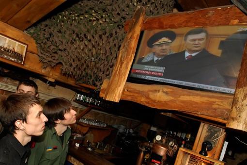 Украинцы готовятся к повторению информационной войны четырехлетней давности