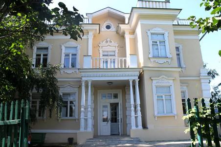 Дом, в котором Шолохов жил с конца 1940х годов