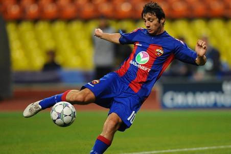 Дубль Алана Дзагоева принес ЦСКА пятое место на Marbella Cup