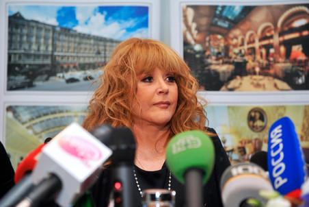 Алла Пугачева построит свой Театр песни в Петербурге