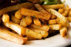 Как жарить картошку?