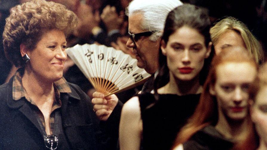 Итальянский модельер Карла Фенди скончалась вРиме