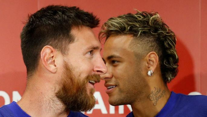 «Барселона» потребовал отНеймара €8,5 млн зарасторжение договора