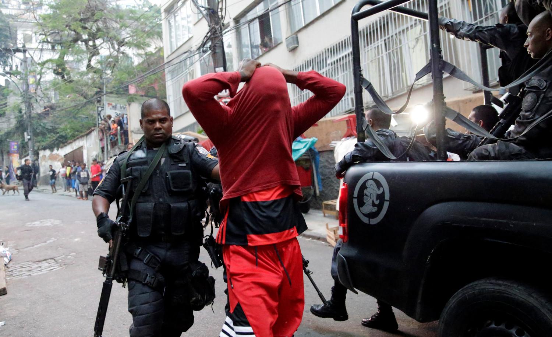Вбразильской тюрьме насмерть забили подозреваемого ворганизации терактов