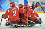 В первый день Паралимпиады сборная России выиграла 12 медалей