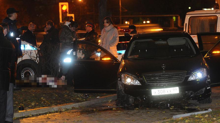 В столице России схвачен подозреваемый ворганизации убийства предпринимателя Шабтай Калмановича