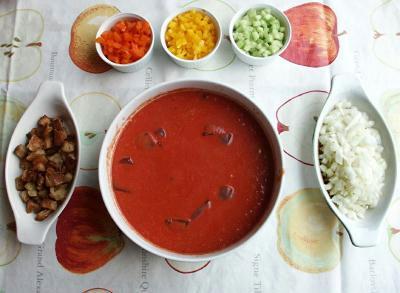 Рецепты супов от шеф поваров