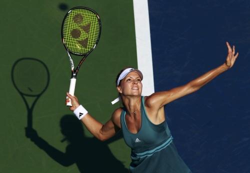 Тимея Бабош иАндреа Главачкова выиграли итоговый турнир WTA впарном разряде