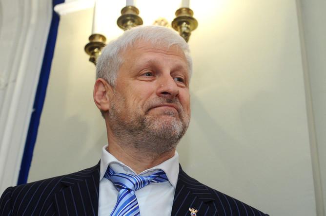 Сергей Фурсенко оценил слухи о вероятном уходе Манчини из«Зенита»