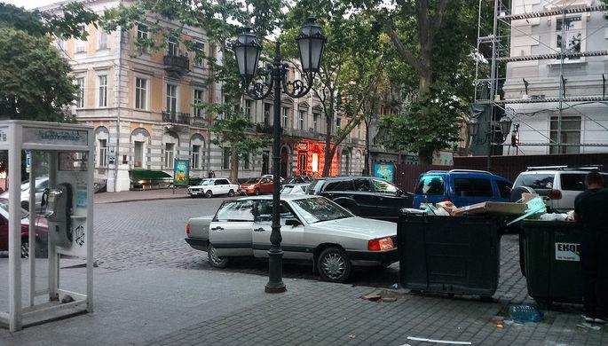 Беларусь закрывает генеральное консульство вОдессе