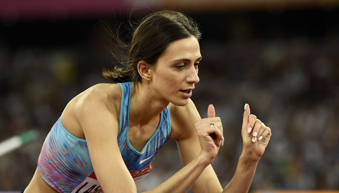 Мария Ласицкене: Знала, что нестану лучшей спортсменкой Европы
