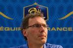 Лоран Блан оставил пост главного тренера сборной Франции