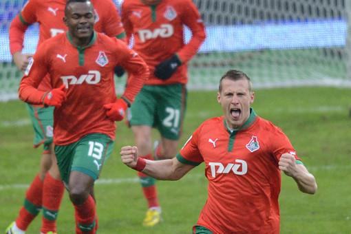 Ян Дюрица (на переднем плане)- о матче с «Ростовом»