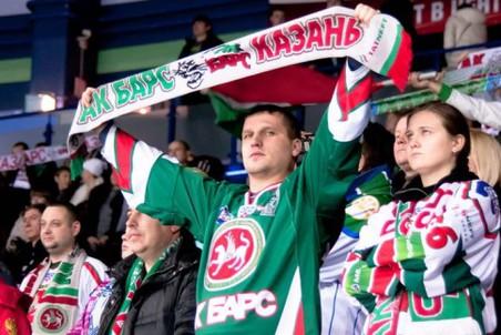 Болельщики «Ак Барса» обеспечили высокую посещаемость дома лишь в игре с...
