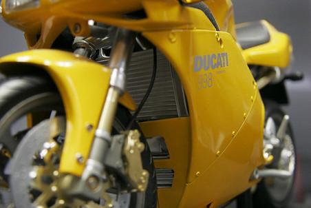 Audi планирует приобрести производителя итальянских мотоциклов Ducati
