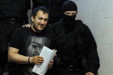 Жалоба Дмитрия Урумова дошла до президиума Московского городского суда