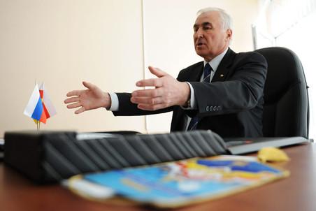 Новым президентом Южной Осетии становится Леонид Тибилов