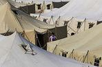 Во временном лагере для мигрантов размещены уже более 600 человек