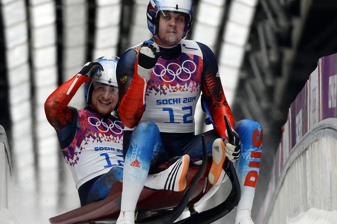 МОК неустроила олимпийская экипировка русских бобслеистов