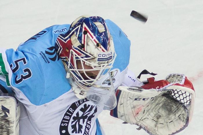 «Сибирь» навыезде обыграла «Барыс» вматче постоянного чемпионата КХЛ