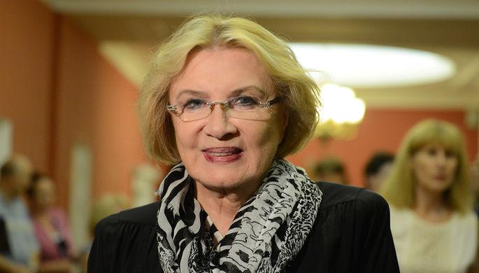 Артистке Алле Демидовой вызвали мед. персонала втеатр