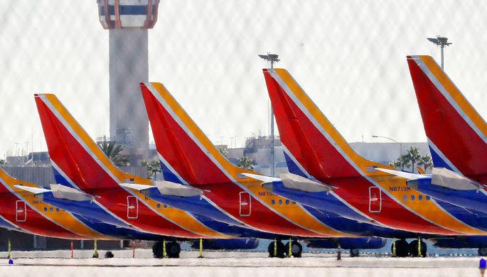 Акционеры Boeing подали всуд накомпанию после крушения самолетов 737 MAX