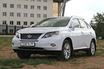 - Lexus RX 450h