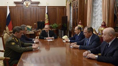 Политические последствия признания гибели А321 в Египте террористическим актом