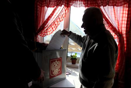 «Газета.Ru» проанализировала аномалии итоговых протоколов ЦИК на президентских выборах