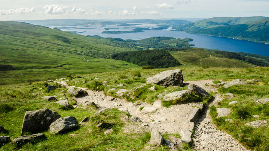 Loch Lomond and The Trossachs National Park (���������)