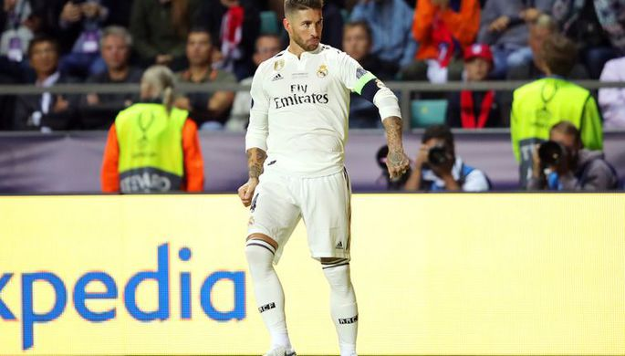 Дубль Бензема помог «Реалу» переиграть «Леганес» вматче чемпионата Испании пофутболу