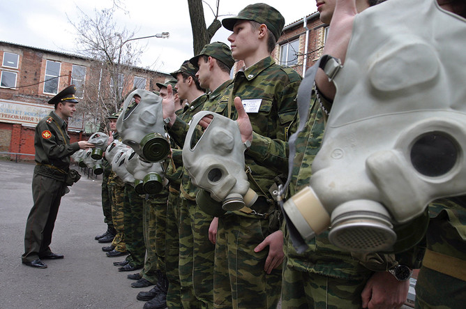 Путин подписал указ о сборах для военнослужащих запаса