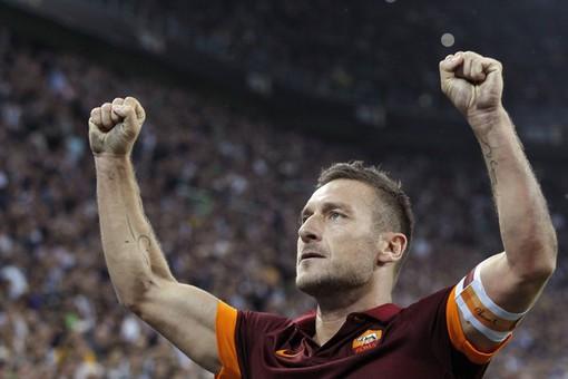 «Рома» вырывает победу над «Сампдорией»