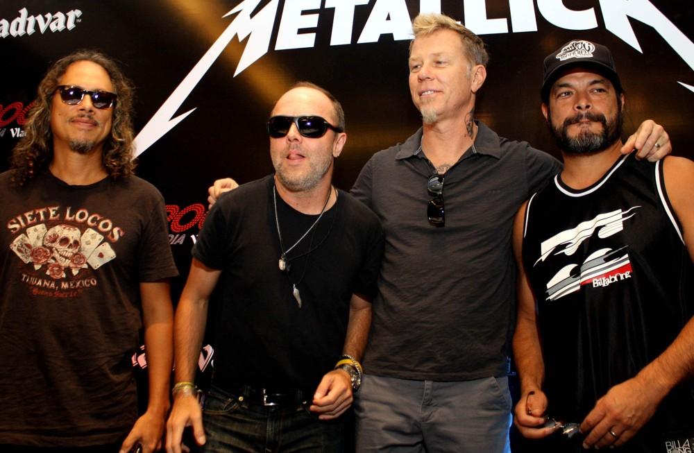 Фото группы металлика 7