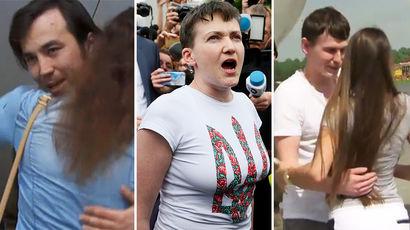 Чем обернется обмен Савченко на россиян Александрова и Ерофеева