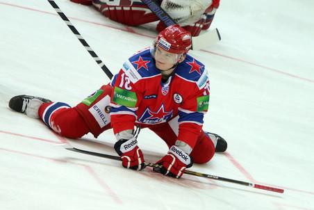 Дмитрий Кугрышев считает, что хоккеистам ЦСКА нужно упорнее тренироваться