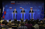 Путин объявил, что Россия оставит в силе условия кредита Украине