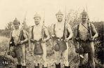 6 августа 1914 года Австро-Венгрия объявила войну Российской империи