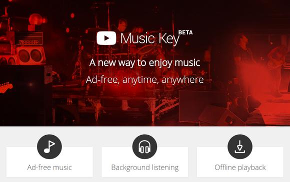 Music Key позволит слушать музыку оффлайн