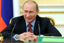 Putin in &quot;Kommersant&quot;: Russians are adult enough for democracy, at last