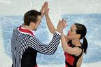 Столбова и Климов остались довольны своим произвольным прокатом на Олимпиаде