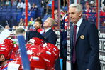 Исполком ФХР принял решение не продлевать контракт с наставником сборной России по хоккею Зинэтулой Билялетдиновым