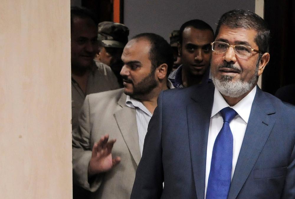 Египет готов пересмотреть Кэмп-Дэвидские соглашения : ситуация в египте