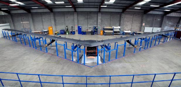 Тестовые полеты Aquila начнутся уже в ближайшие месяцы